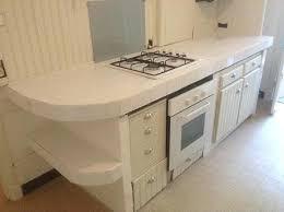 realiser une cuisine en siporex plan de travail exterieur en siporex plan de travail exterieur en