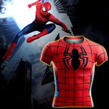 aliexpress com buy 2017 cosplay tshirt spiderman print