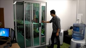 Pet Doors For Patio Doors Piginmud Ideal Pet Products Patio Pet Door Review Youtube