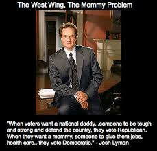 west wing best quote that may something to do with me