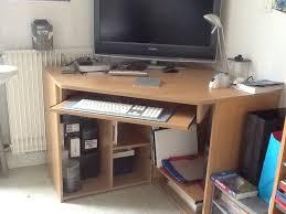 bureau d angle en pin bureaux d angle occasion annonces achat et vente de bureaux d