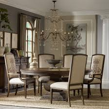 Antique Round Dining Table And Chairs Home And Furniture Hamilton Home Rhapsody Round Pedestal Dining Table And Upholstered