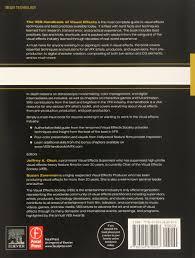 the ves handbook of visual effects industry standard vfx