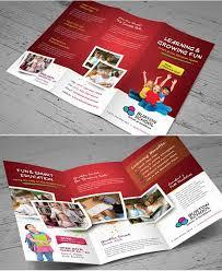 contoh desain brosur hotel kreatif 51 contoh brosur dalam bahasa inggris pamflet leaflet poster