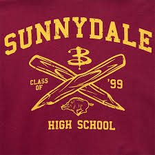 sunnydale class of 99 buffy sunnydale high hoodie thinkgeek