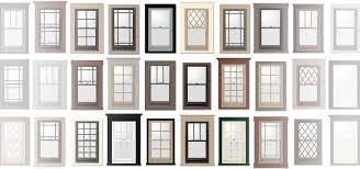 transform exterior window styles on minimalist interior home