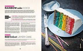 rainbow cake hervé cuisine herve cuisine desserts renvers 9782263069192 amazon com books