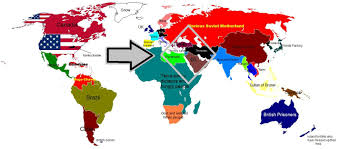 Middle East Map Middle East On World Map Timekeeperwatches