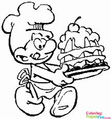 smurfs coloring book u2013 az coloring pages smurfs coloring book in