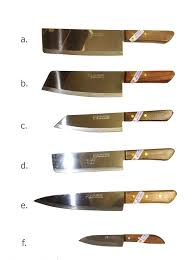 incredibly sharp kiwi knives from thailand i own the b santoku