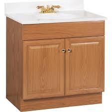 Single Sink Bathroom Vanity by Shop Project Source Golden Integrated Single Sink Bathroom Vanity