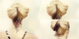 tutorial rambut wanita tutorial rambut aksen pita untuk ke pesta vemale com