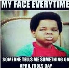 Brace Face Meme - april fools day 2016 memes