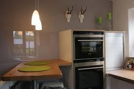 bartisch küche küche weiß eichen arbeitsplatte edelstahl griffe schreinerei