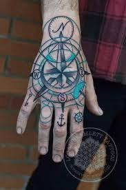 tattoo compass hand abstract stylized compass by me logan bramlett wanderlust tattoo