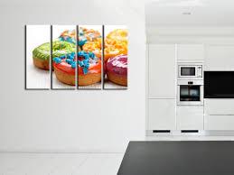 tableau cuisine design tableau design donuts une idée déco dans la cuisine déco