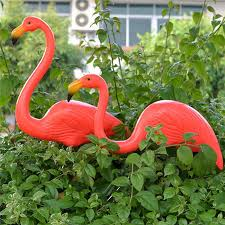 set of two garden flamingos at home buy wholesale
