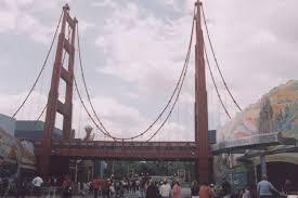 Disney California Adventure Map List Of Former Disney California Adventure Attractions Wikipedia