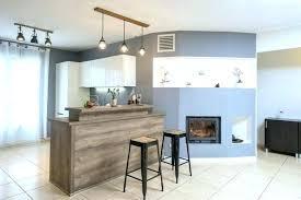 faire une cuisine ouverte bar cuisine americaine cuisine americaine avec bar meuble pour