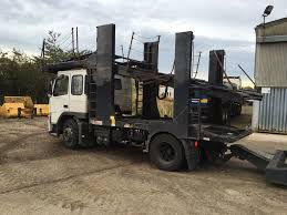volvo truck 2003 2003 volvo car transporter fm fm12 4x2 380 slp
