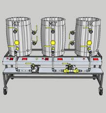 home brewery plans brewery1 png 564 600 brew stands pinterest