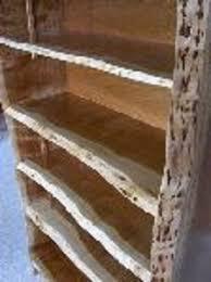 Custom Bookcase Rustic Custom Bookcase Made From Cherry By Dumond U0027s Furniture