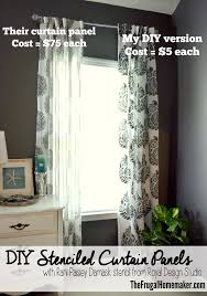 Cheap Stylish Curtains Decorating 129 Best Window Treatments Images On Pinterest Sheet Curtains