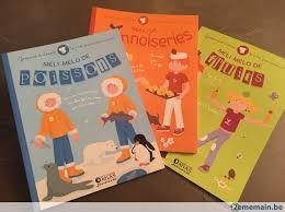 livre cuisine pour enfant livre de cuisine pour enfants gaspard et léonie a vendre