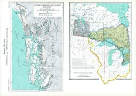 Map Of Canada And Alaska by Map Of Canada And Alaska Border Canada Map
