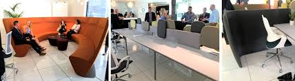Flexible Love Chair by Corporate Workspace Contract Furniture Consultants