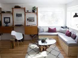 rug under coffee table my houzz from dated to dreamy in 3 weeks eclectic montreal by