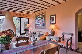 Santa Fe Style Interior Design by Hacienda De Las Hermanas Santa Fe New Mexico Leading Estates