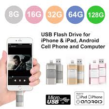 usb flash drive for iphone ipad ipod android cell phone u0026 computer