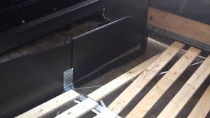 hemnes bed frame parts bed and shower hemnes bed frame for