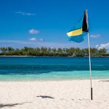 Colonial Flag Tropical Flag Nassau 75centralphotography