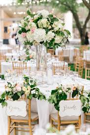 Bride And Groom Chair Bride And Groom Flower Chair Garland Elizabeth Anne Designs The