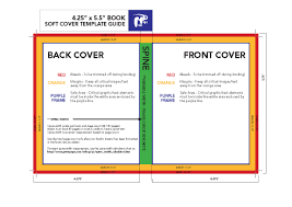 microsoft word templates for book covers find a printing template printpapa com