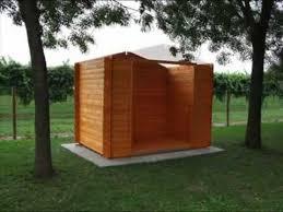 costruzione casette in legno da giardino montaggio casetta in legno blockhouse