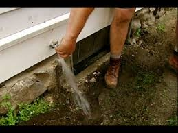 House Faucet How To Install A Frost Proof Faucet With Pex Piping This Old