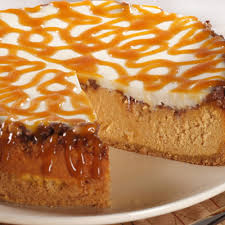 pumpkin toffee cheesecake nestlé best baking