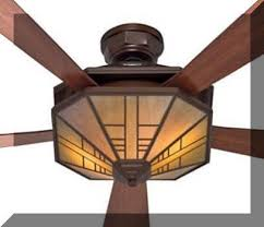 Hunter 54 Ceiling Fan 19 best ceiling fans with lights mission arts and crafts