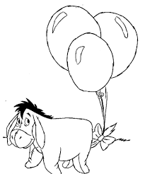 pages disney baby pluto coloring pages disney eeyore coloring