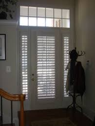 Blinds For Glass Front Doors Curtains Drapes And Blinds For A Glass Front Door Glass Front