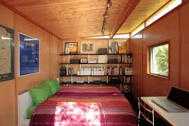 modern shed extra bedroom for guests modern shed pinterest