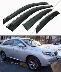 2010 lexus rx 350 for sale price 2010 2015 lexus rx350 rx450h vip clip on smoke tinted window visor