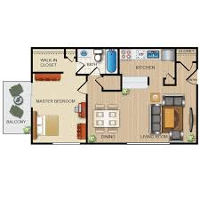 One Bedroom Floor Plans Candlewyck Park Apartments Apartment Rental Application