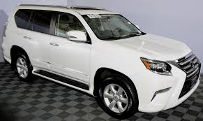 lexus suv used vancouver white lexus gx in washington for sale used cars on buysellsearch
