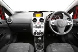 opel corsa 2007 interior opel corsa pricing and specifications revealed photos 1 of 16