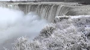 niagara falls frozen 2015 wallpaper