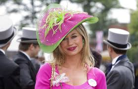 the best and kookiest hats from the royal ascot 2014 today com